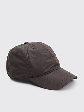 Our Legacy Ballcap Soft Nylon Olive