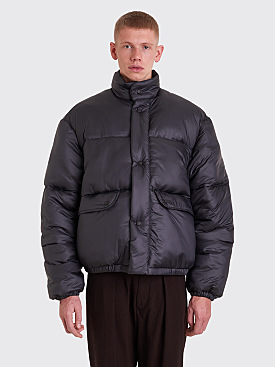 Our Legacy Lenox Nylon Jacket Navy