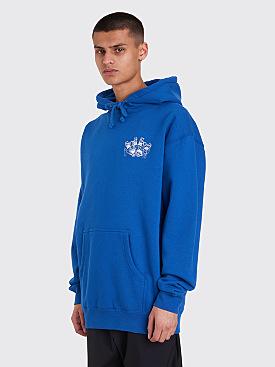 Paradis3 Good Times Bad Times Hooded Sweatshirt Royal Blue