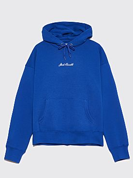 Polar Skate Co. Converse Hooded Sweatshirt Blue