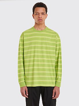 Polar Skate Co. 91 Longsleeve T-Shirt Apple Green