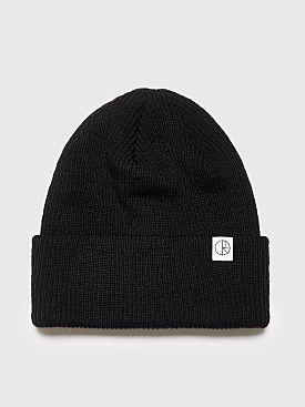Polar Skate Co. Merino Wool Beanie Black
