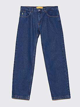 Polar Skate Co. 90's Jeans Deep Blue