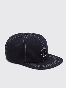 Polar Skate Co. Contrast Cap Dark Navy