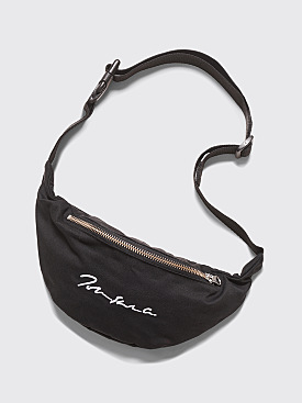 Polar Skate Co. Signature Hip Bag Black