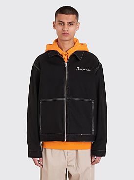 Polar Skate Co. 94 Denim Jacket Black