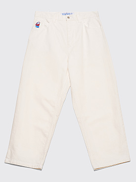 Polar Skate Co. Big Boy Jeans Ivory