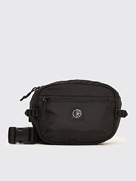 Polar Skate Co. Ripstop Hip Bag Black