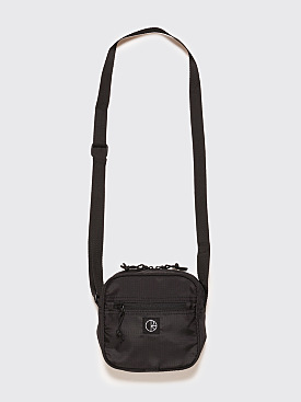 Polar Skate Co. Ripstop Cross Body Bag Black