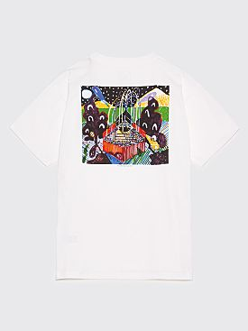 Polar Skate Co. Fountain T-Shirt White