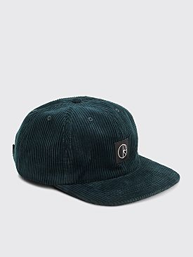 Polar Skate Co. Corduroy Cap Dark Teal