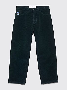 Polar Skate Co. '93 Cord Pants Dark Teal