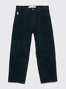 Polar Skate Co. '93 Cord Pants Dark Teal