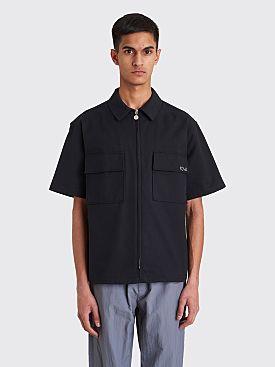 Polar Skate Co. Work Shirt Black