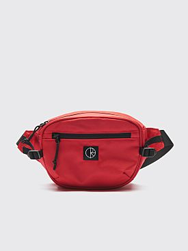 Polar Skate Co. Cordura Hip Bag Red