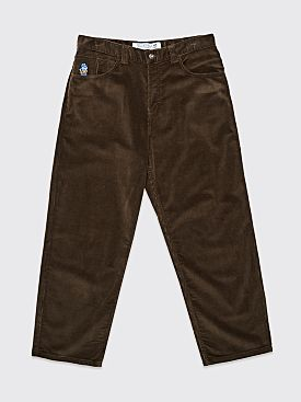 Polar Skate Co. '93 Cords Pants Brown
