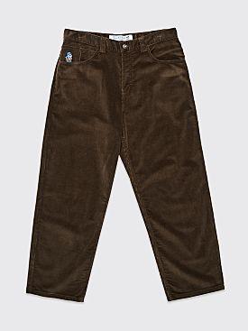 Polar Skate Co. '93 Cords Pants Brown