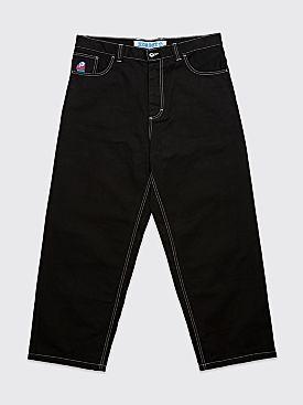 Polar Skate Co. Big Boy Jeans Black