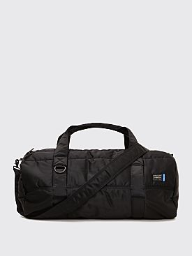 Adidas by Porter 2 Way Boston Bag Black / Orange