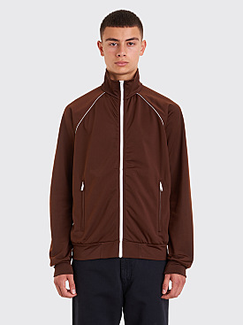 Prada Track Jacket Brown
