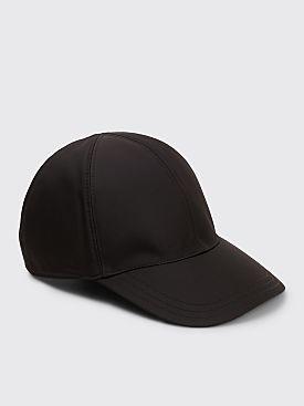 Prada Prada Nylon Baseball Cap Black