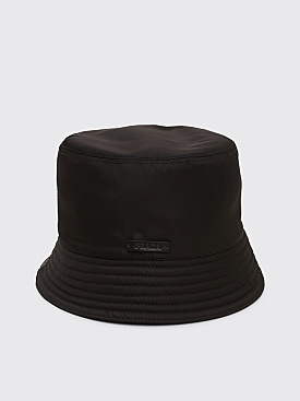 Prada Nylon Bucket Hat Black