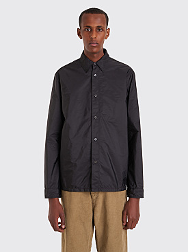 Prada Nylon Overshirt Black