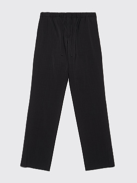 Prada Wool Pants Anthracite