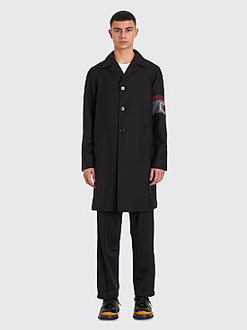 Prada Wool Coat Black