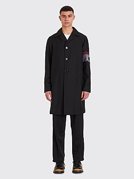 Prada Wool Coat Black
