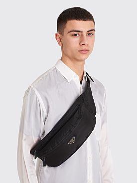 Prada Nylon Belt Bag Black
