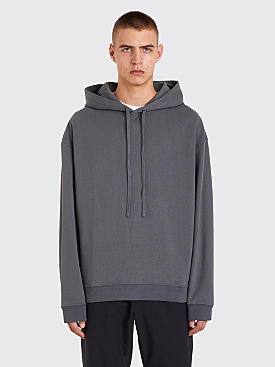Raf Simons Drugs Hooded Sweatshirt Grey