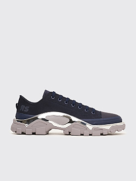 Adidas x Raf Simons Detroit Runner Night Navy / Solid Grey
