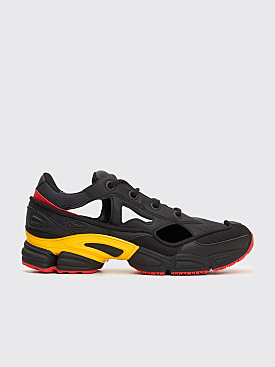 Adidas x Raf Simons Replicant Ozweego 'Belgium' Black / Yellow / Red