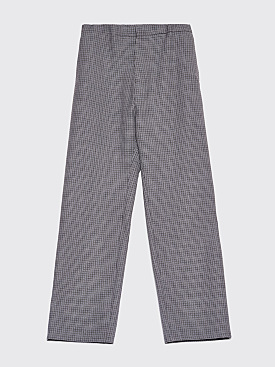 Raf Simons Elastic Waist Wide Pants Grey