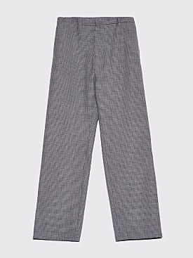 Raf Simons Elastic Waist Wide Pants Grey