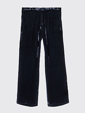 Sies Marjan Toby Velvet Cord Pants Graphite