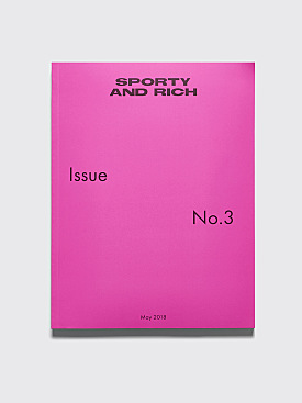 Sporty And Rich Issue No. 3