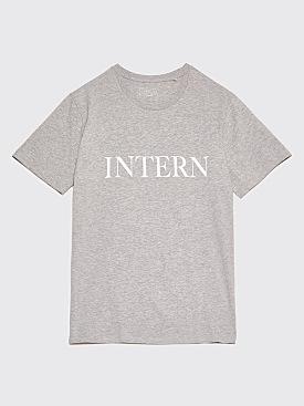 IDEA Intern T-shirt Grey