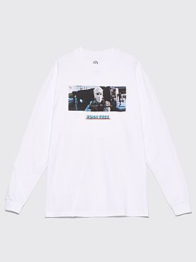 Born Free x DeMarcoLab LS T-shirt White