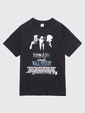 Fraser Croll Wall Street T-shirt Black