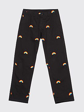 IGGY Rainbow Pants Black