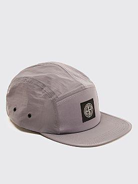 Stone Island Nylon Metal Cap Grey