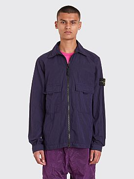 Stone Island GD Overshirt Ink