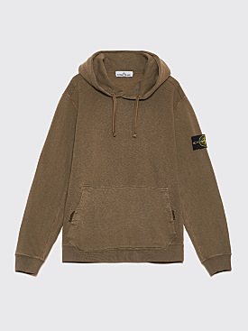 Stone Island GD Hooded Sweatshirt Olive