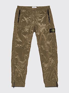 Stone Island Nylon Metal Pants Olive