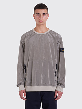 Stone Island Nylon Metal Sweater Beige