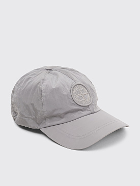Stone Island Nylon Metal Cap Grey