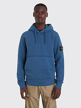Stone Island GD Hooded Sweatshirt Avio Blue