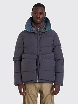Stone Island Shadow Project GD Naslan Light Down Jacket Charcoal